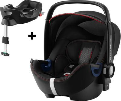 Autosedačka BRITAX RÖMER Baby-Safe2 i-Size Bundle Flex Premium Line 2021, cool flow black - 1