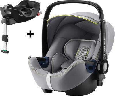 Autosedačka BRITAX RÖMER Baby-Safe2 i-Size Bundle Flex Premium Line 2021, cool flow silver - 1
