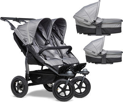 Kočárek TFK Duo Stroller Air Wheel 2021 včetně Duo Combi - 1