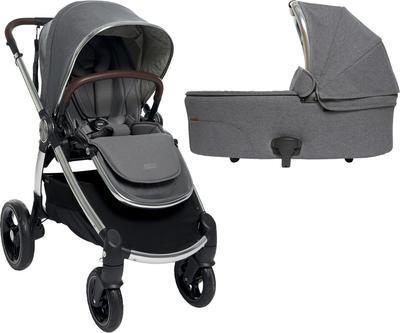 Kočárek MAMAS & PAPAS Ocarro 2020 včetně korby, grey mist - 1
