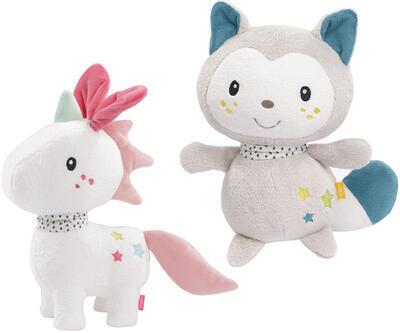 Aiko & Yuki BABY FEHN Mazlící plyšová hračka XL 2021 - 1