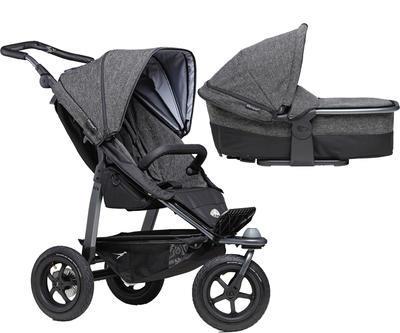 Kočárek TFK Mono Air Wheel Premium 2021 včetně korby - 1