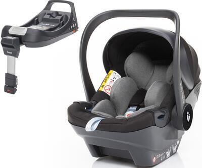 Autosedačka ZOPA X1 Plus i-Size set včetně báze 2021, rocky grey - 1