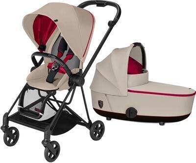 Kočárek CYBEX Mios Seat Pack Ferrari Fashion 2021 včetně korby - 1