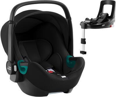 Autosedačka BRITAX RÖMER Baby-Safe 3 i-Size Bundle Flex iSense 2021 - 1