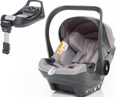 Autosedačka ZOPA X1 Plus i-Size set včetně báze 2021, titan grey - 1