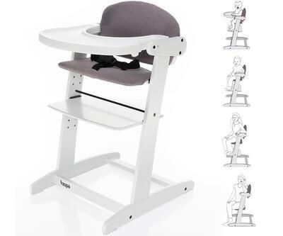 Jídelní židlička ZOPA Grow-up 2020 - 1