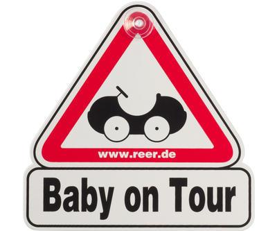 """Značka REER  """"Baby on Tour"""" 2021 - 1"""