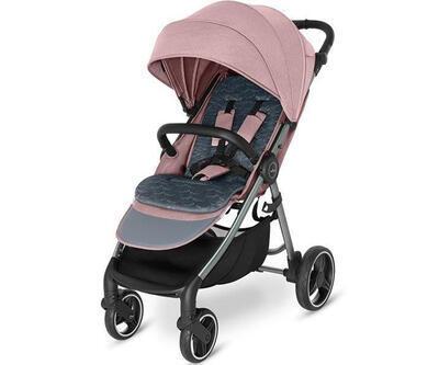 Kočárek BABY DESIGN Wave 2021, 108 pink - 1
