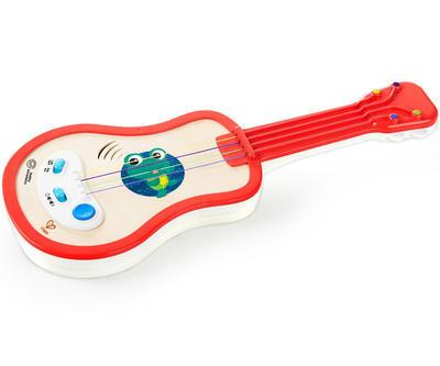 Dřevěná hudební hračka BABY EINSTEIN Ukulele Magic Touch HAPE 12m+ 2020 - 1