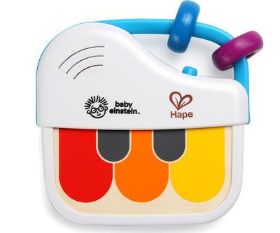 Dřevěná hudební hračka BABY EINSTEIN Mini piano Magic Touch HAPE 3m+ 2020 - 1