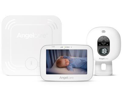 ANGELCARE AC527 Monitor pohybu dechu a elektronická video chůvička 2021 - 1