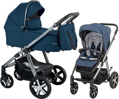 Kočárek BABY DESIGN Husky XL 2022, 203 - 1
