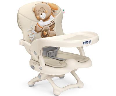 Jídelní židlička CAM Smarty Pop 2019 - 1