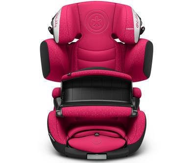 Autosedačka KIDDY Guardianfix 3 2019, rubin pink - 1