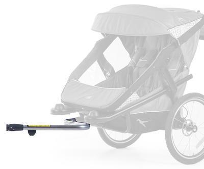 Úchyt TFK Joggster Velo Stroller hinge bicykle clutch 2021 - 1