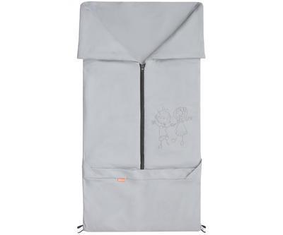 Fusak EMITEX Bary 2v1 bavlna 2021, šedý - 1