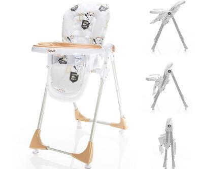 Jídelní židlička ZOPA Monti 2021, baby - 1