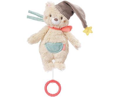 Hrací hračka BABY FEHN 2021, Bruno Mini méďa - 1