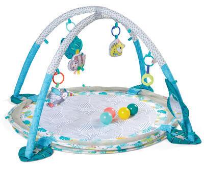 Hrací deka s hrazdou a ohrádkou INFANTINO 3v1 Jumbo 2020 - 1