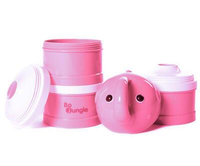 Dávkovač sušeného mléka BO JUNGLE B-Dose 2021, elephant pink