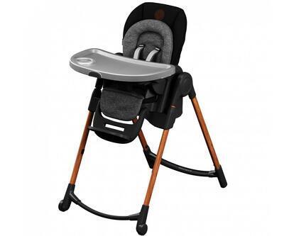 Rostoucí jídelní židlička MAXI-COSI Minla 6v1 Essential 2021, graphite - 1