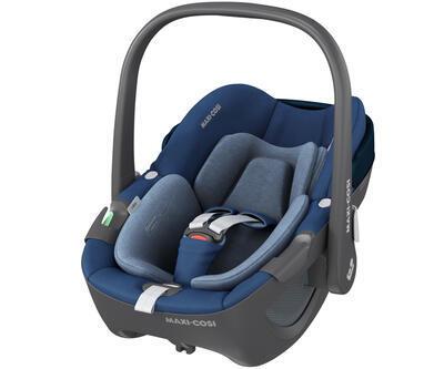 Autosedačka MAXI-COSI Pebble 360 2021, essential blue - 1