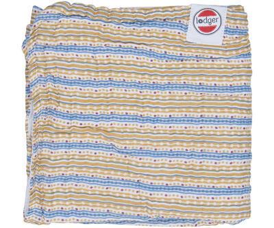 Deka LODGER Dreamer Muslim Stripe Xandu 120x120 cm 2020, honey - 1