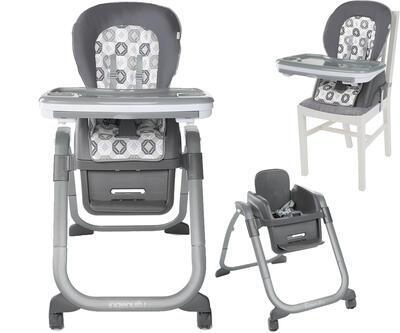 Jídelní židlička INGENUITY SmartServe 4v1 Clayton™ 6m+ 2020 - 1