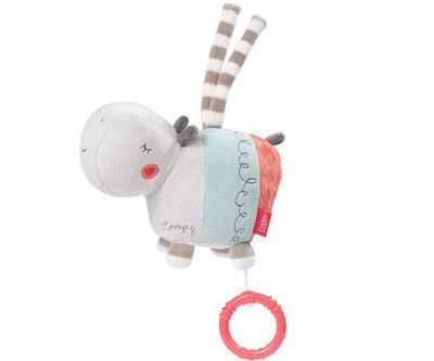 Hrací hračka BABY FEHN 2021, Loopy&Lotta Hroch - 1