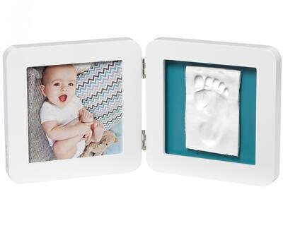 Rámeček BABY ART My Baby Touch Simple 2021, white - 1