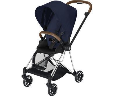 Kočárek CYBEX Mios Chrome Brown Seat Pack PLUS 2021 - 1