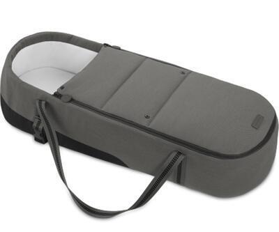 Vložná taška CYBEX Cocoon S 2021, soho grey