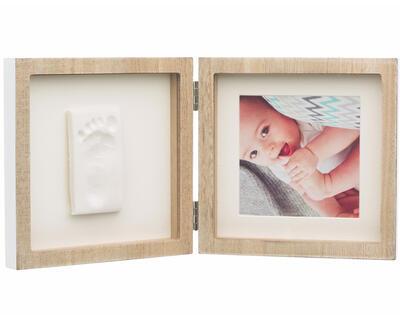 Dřevěný rámeček BABY ART Square Frame Wooden 2021 - 1