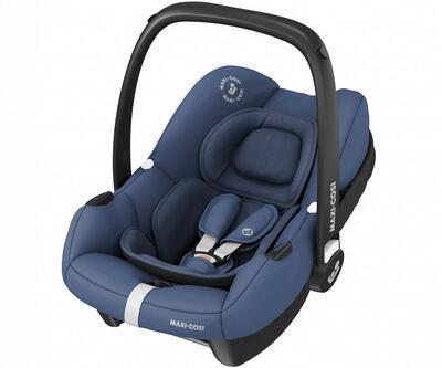 Autosedačka MAXI-COSI Tinca 2021, essential blue - 1