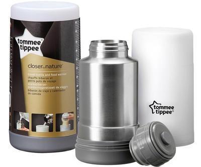 Termoska a cestovní ohřívačka lahví TOMMEE TIPPEE C2N 2020