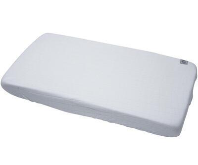 Prostěradlo LODGER Slumber Solid do kolébky 40x80 cm 2020, white - 1