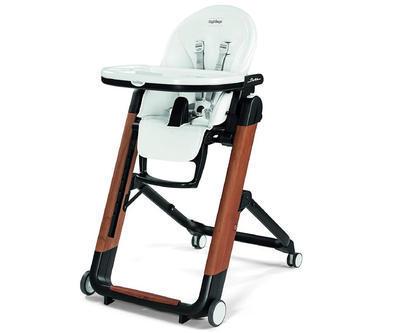Jídelní židlička PEG PÉREGO Siesta Follow Me 2021 + DÁREK, ambiance brown - 1