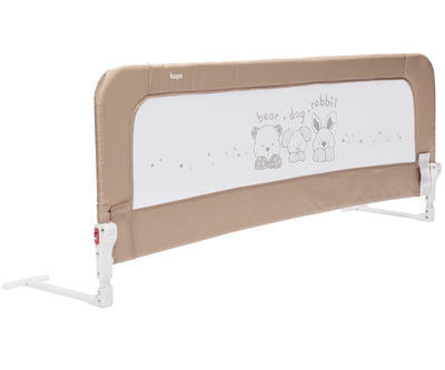 Zábrana na postel ZOPA Monna 2021, animal beige