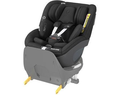 Autosedačka MAXI-COSI Pearl 360 2021, authentic black - 1