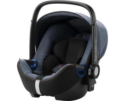 Autosedačka BRITAX RÖMER Baby-Safe2 i-Size Premium Line 2021, blue marble - 1