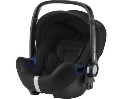 Autosedačka BRITAX RÖMER Baby-Safe2 i-Size Premium Line 2021, cosmos black - 1