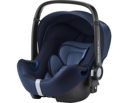 Autosedačka BRITAX RÖMER Baby-Safe2 i-Size Premium Line 2021, moonlight blue - 1