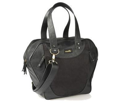 Přebalovací taška BABYMOOV City Bag 2021, black - 1