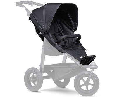 Sportovní sedačka TFK Stroller Seat Unit Mono 2021, black - 1