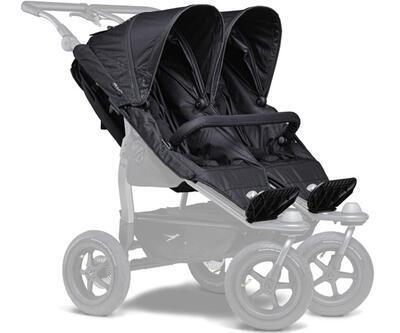 Sportovní sedačka TFK Stroller Seats Duo 2021, black - 1