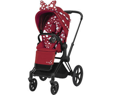 Kočárek CYBEX by Jeremy Scott Priam Seat Pack Petticoat Red 2021 - 1