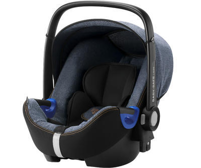 Autosedačka BRITAX RÖMER Baby-Safe i-Size Premium Line 2018, blue marble - 1
