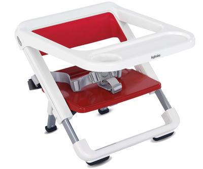 Jídelní židlička INGLESINA Brunch 2018, Red - 1