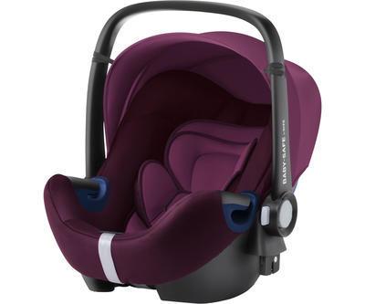 Autosedačka BRITAX RÖMER Baby-Safe2 i-Size Premium Line 2021, burgundy red - 1